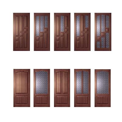 двері деревяні міжкімнатні серія дизайн купити в тернопіль