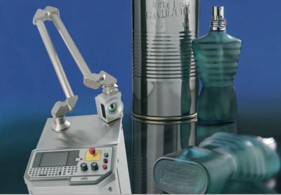Buy Laser markirator - Rofin - Multiscan VS