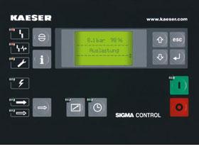 Системы управления и мониторинга промышленным компрессором