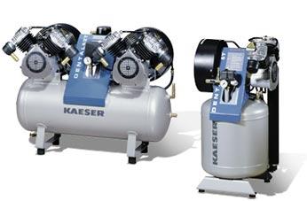 Стоматологические безмасленные компрессоры KAESER Dental
