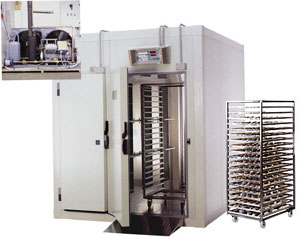 Buy Equipment of a shock freezing. Chambers of a shock freezing