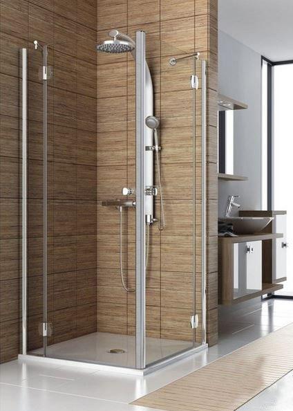 Shower cabin of Aquaform Sol de luxe two-door 101-06081 buy in Odessa
