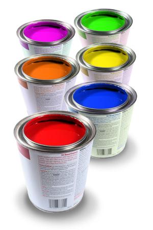 Купить Лакокрасочная продукция. Краска латексная.