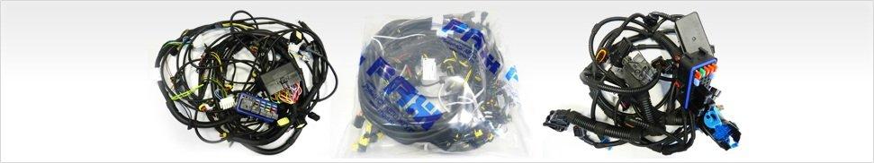 Купить Пучок проводов задний (по раме) 65115 левый