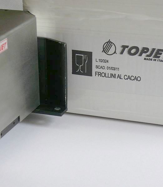 Buy The industrial printer of high resolution Topjet HR 500 for marking of the gofrotara