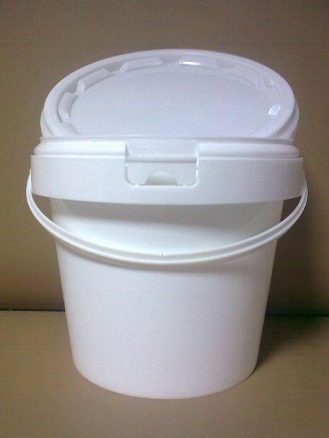 Купить Ведра полипропиленовые на 3 л (пластиковое ведро с крышкой)