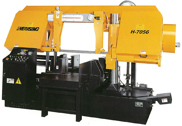Полуавтоматический ленточнопильный станок двухколонного типа Everising H-7056