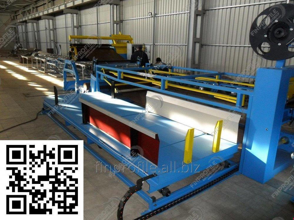 Оборудование для поперечной резки рулонной стали