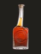"""Бутылки для коньяка, Штоф """"Хатинка"""" 0.7 л"""