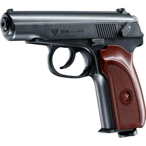 Пневматический пистолет Umarex Makarov Ultra Blow Back