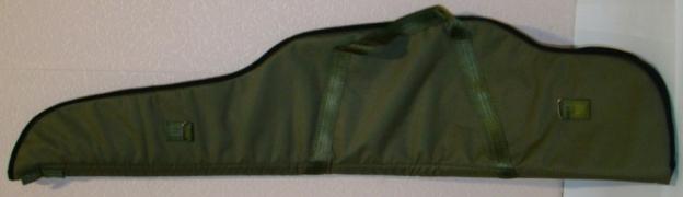 Чехол ружейный зеленый под оптику 130 см