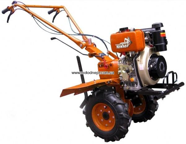 Мотоблок дизельный Кентавр МБ 2060 Д-3