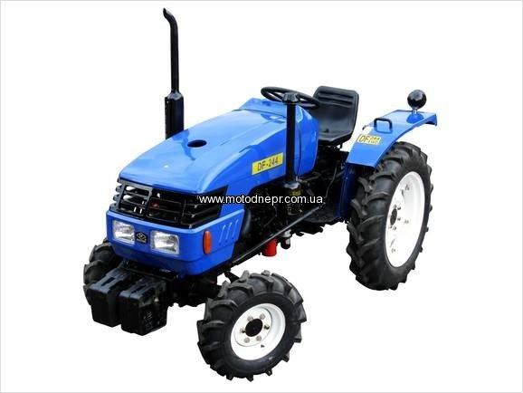 Мини трактор DONGFENG 244