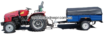 Прицепы для тракторов