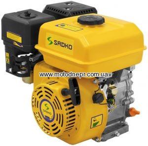 Двигатель бензиновый Sadko GE-210 (воздушный фильтр с масляной ванной)