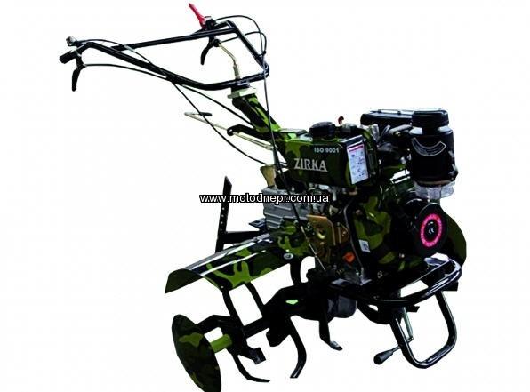 Мотоблок дизельный Zirka LX 2060D