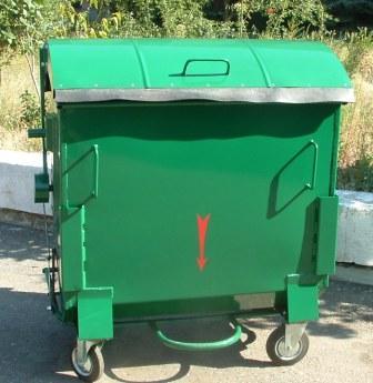Купить Евроконтейнеры для мусора