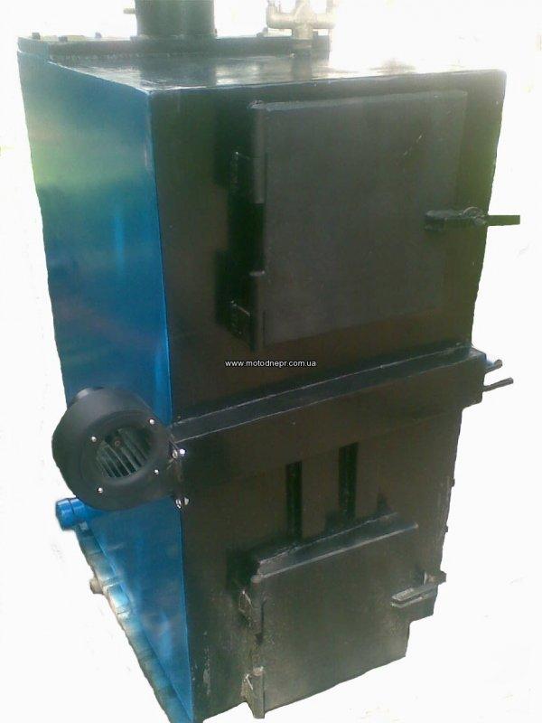 Котел пиролизный 8-12 кВт