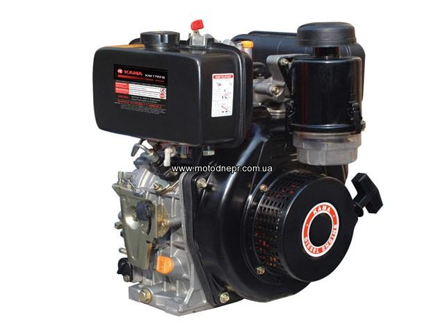 Двигатель дизельный HS 186 F (9,0 л.с.)