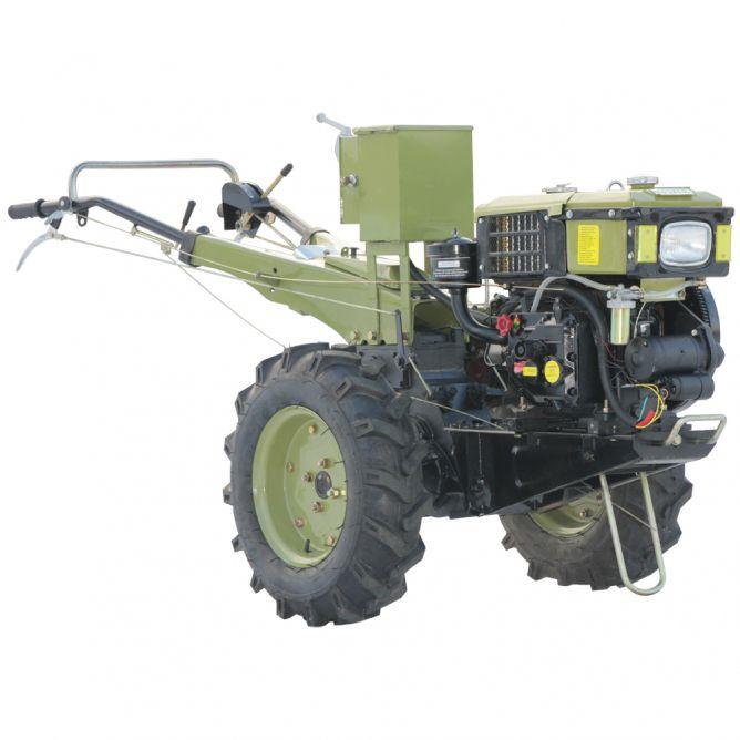 Мотоблок дизельный Кентавр МБ 1081Д-5 (электростартер)