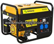 Генератор бензиновый SADKО GPS-3000E 2,5/2,8 кВт. эл. стартер