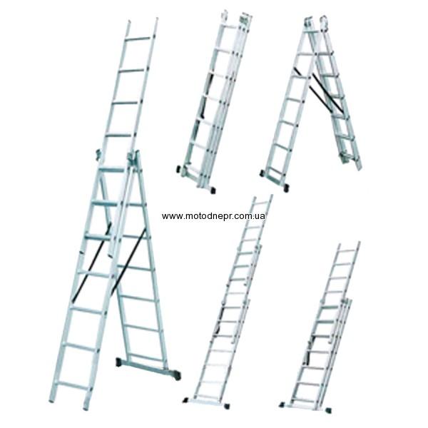 Универсальная лестница Werk LZ3209B (3x9)