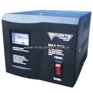 Стабилизатор напряжения напольный FORTE MAX-500VA NEW (160-260 В)