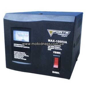 Стабилизатор напряжения напольный FORTE MAX-1000VA (160-260 В)