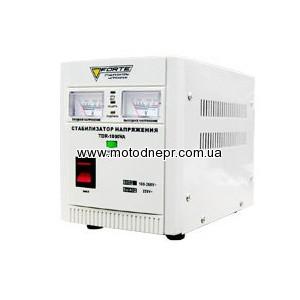 Стабилизатор напряжения напольный FORTE TVR-1000VA (140-260 В)
