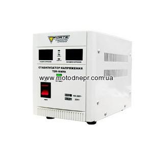 Стабилизатор напряжения напольный FORTE TDR-1000VA (140-260 В)
