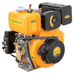 Двигатель дизельный с электростартером SADKO DE-300E