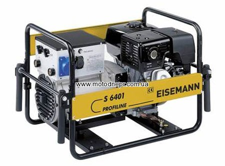 Сварочный генератор EISEMANN S6401