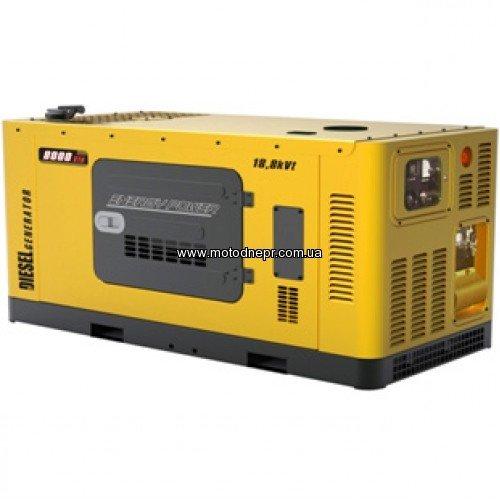Дизельная электростанция ENERGY POWER EP 12STA3 8 кВт.