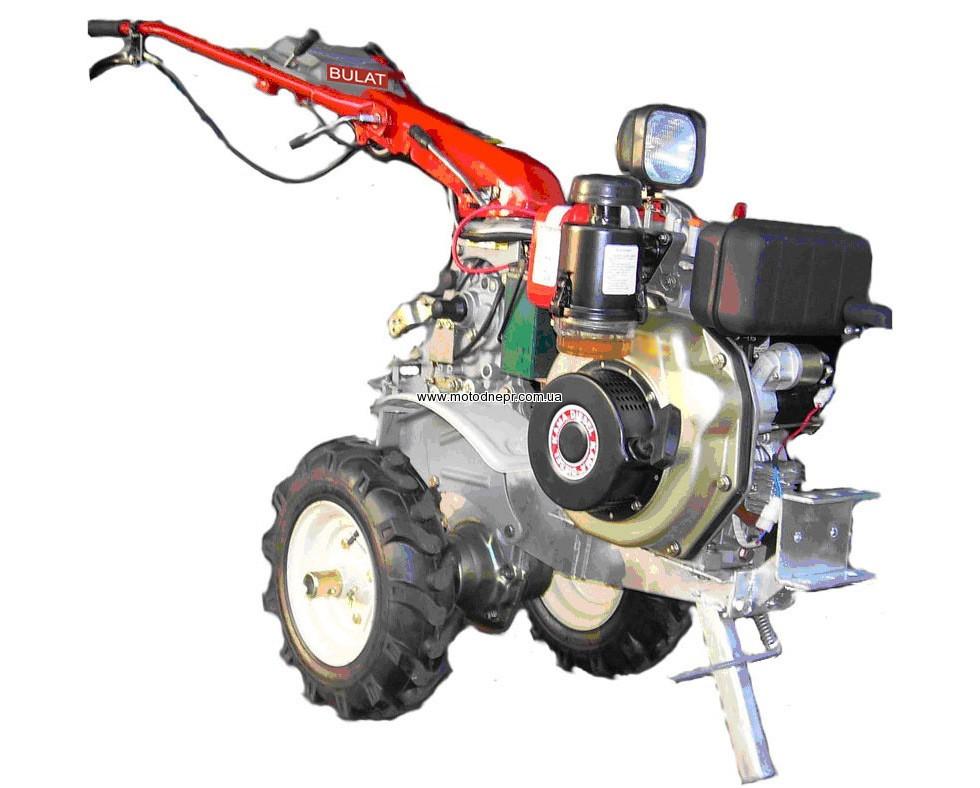 KAMA 910CE с электростартером