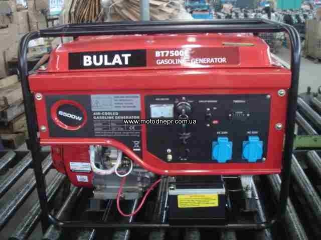 БУЛАТ BT7500CLE-3 (3фазы)