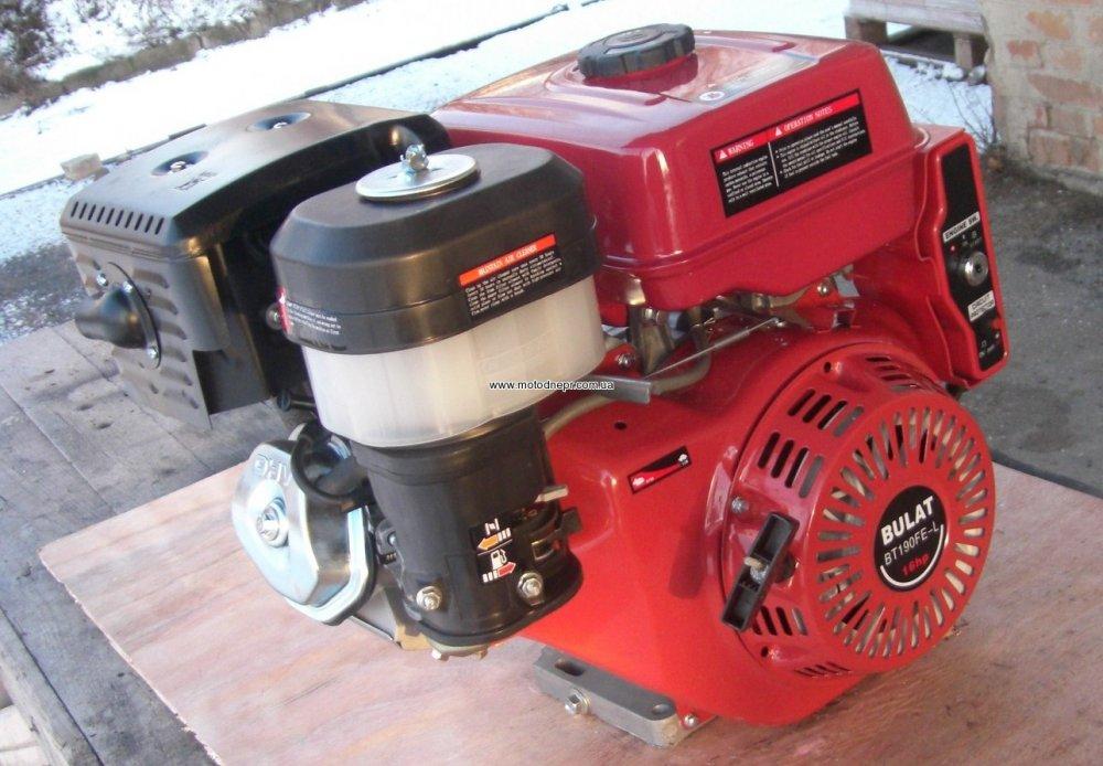 BULAT BT190FE-S(бензин 16 л.с.)