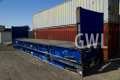 Контейнер 40 футов флет рек, контейнер 40футов флет-рек, флетрек контейнер, 40FR, 40футовый контейнер площадка, флетрек 40ка