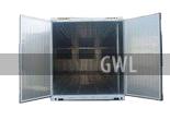 Изотермический контейнер 40 футов, изотерм 40футов, термос 40 футов, 40футовый термос