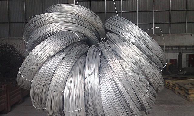 Купить ОН термически не обработанная проволока диаметр 0.6- 8.0 мм