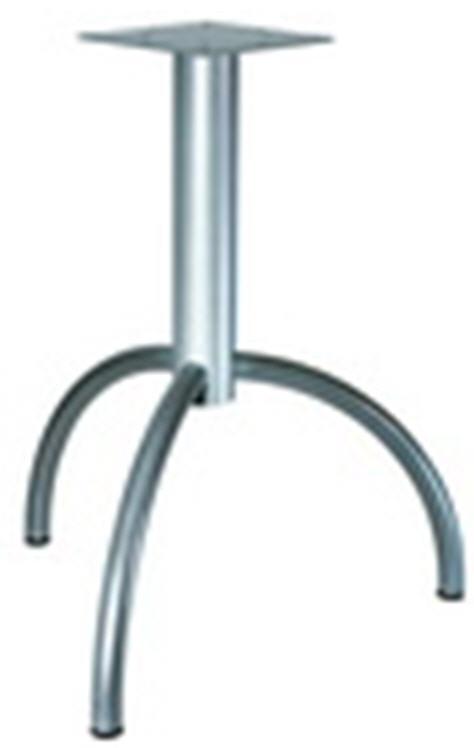 Купити Деталі меблеві з нержавіючої сталі. Опори для столів для кафе, барів, ресторанів серії Кабаре (модель PARMA).