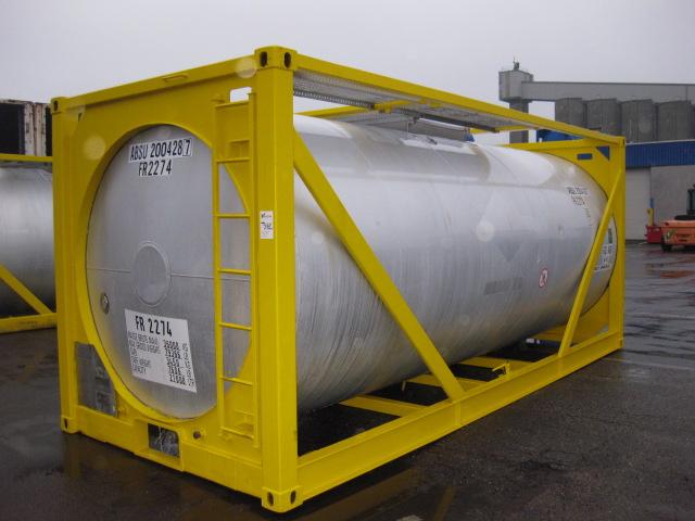 Танк-Контейнер 20 футов, контейнер 20футов для наливных грузов, танкконтейер, 20TC, 20футовый танкконтейнер, танк 20ка