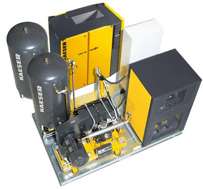 Комплектна станція SIGMA PET AIR
