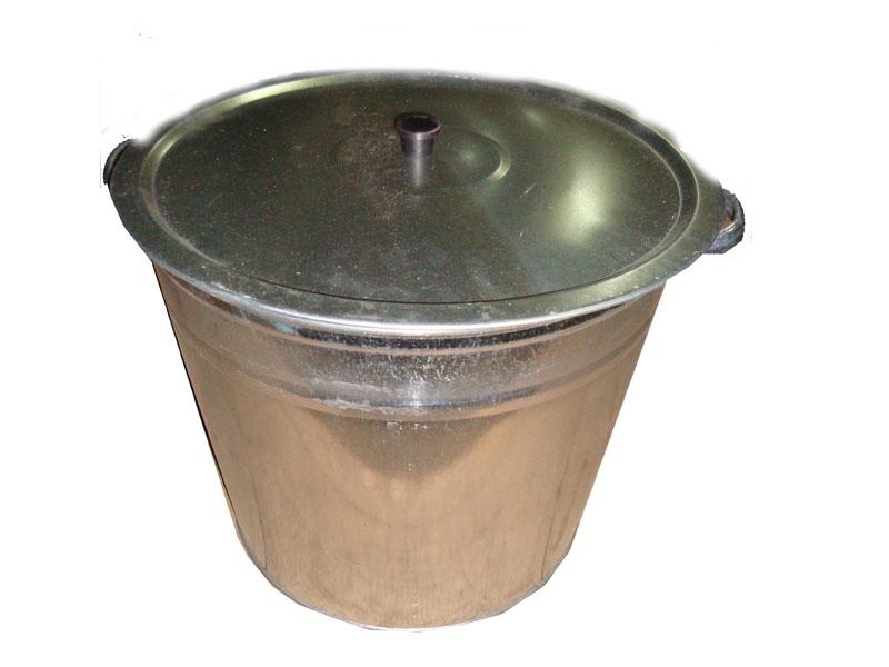 Kup teď Pozinkované nádrže s kapacitou 15 a 32 litrů pro skladování a přepravu různých kapalin