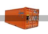 Контейнер 20 футов паллетвайд, контейнер 20футов широкий, 20PW, 20футовый контейнер, 20ка широкий