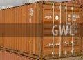 Контейнер 40 футов паллетного типа. контейнер 40футов широкий, паллетвайд конейнер, 40PW, 40футовый контейнер широкий, широкая 40ка