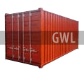 Buy Containers twenty-foot opentop, 20th foot containers open-top Delivery + further transportation across Ukraine, CIS, World