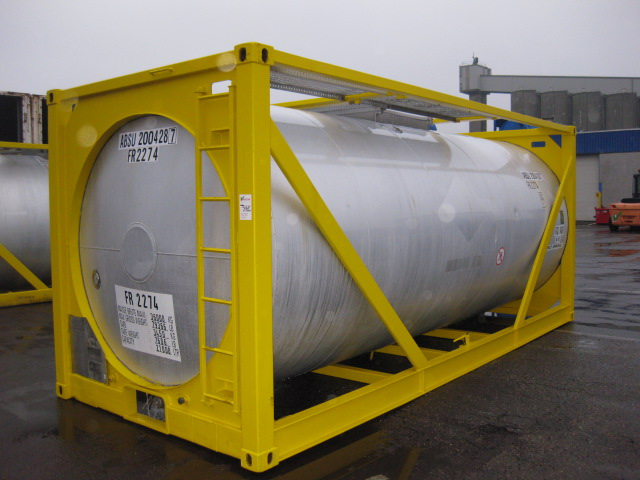 Танк-Контейнер 40 футов, контейнер 40футов для наливных грузов, танкконтейер, 40TC, 40футовый танкконтейнер, танк 40ка
