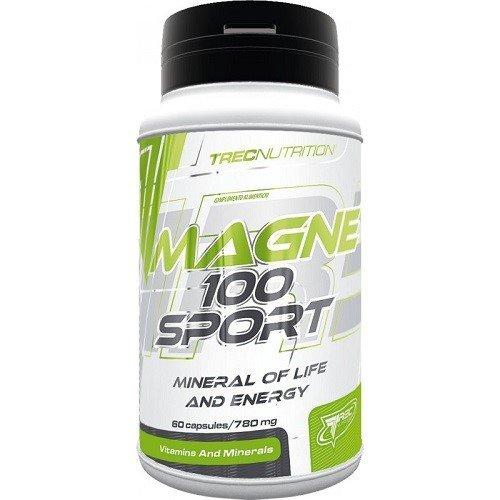 Buy Magne 100 Sport Trec Nutrition 60 caps.