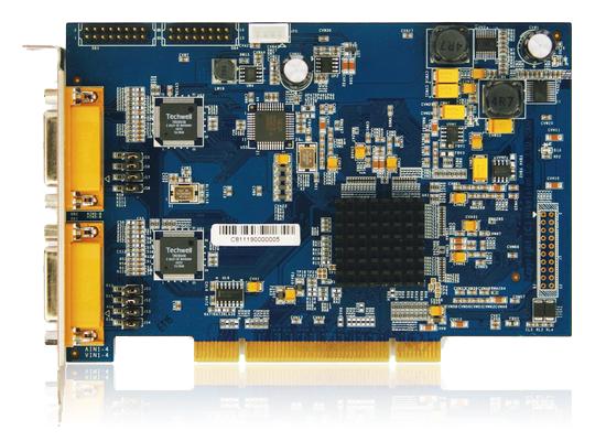 Плата видеозахвата HIKVISION DS-4216HFVI