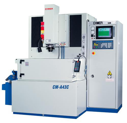 Прошивальні електроерозійні верстати CHMER серії CNC-A